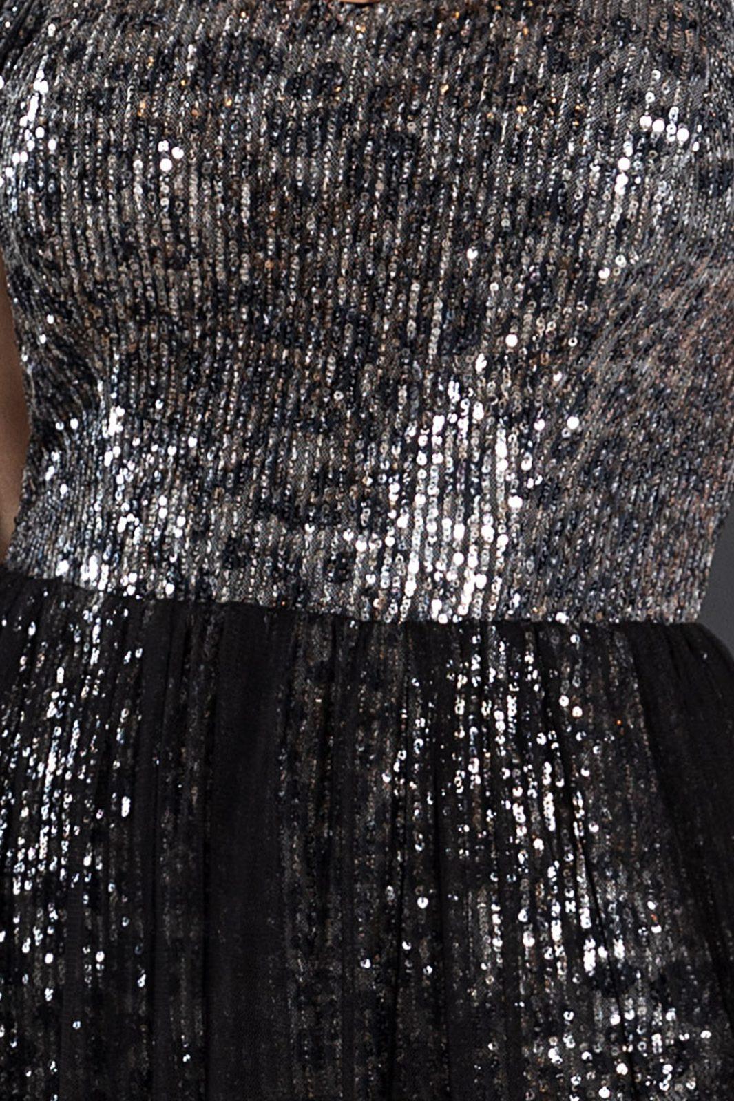 Kaliana Ασήμι Φόρεμα 4633