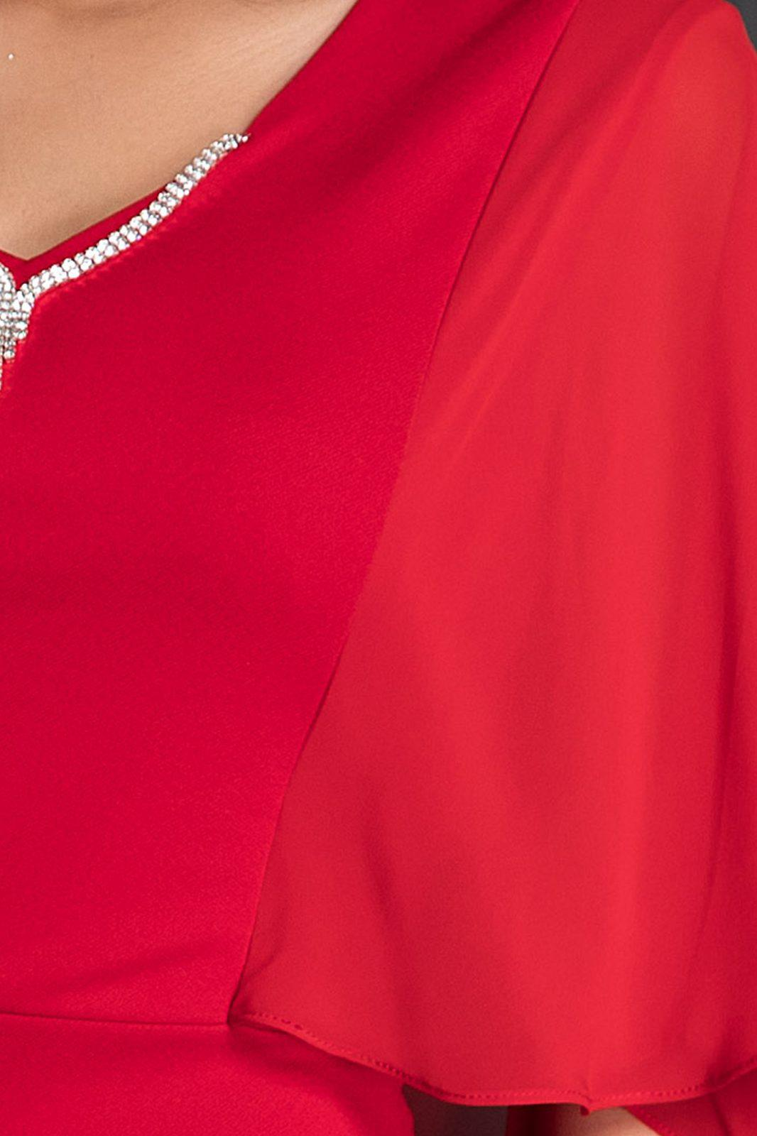 Hilary Κόκκινο Φόρεμα 2248
