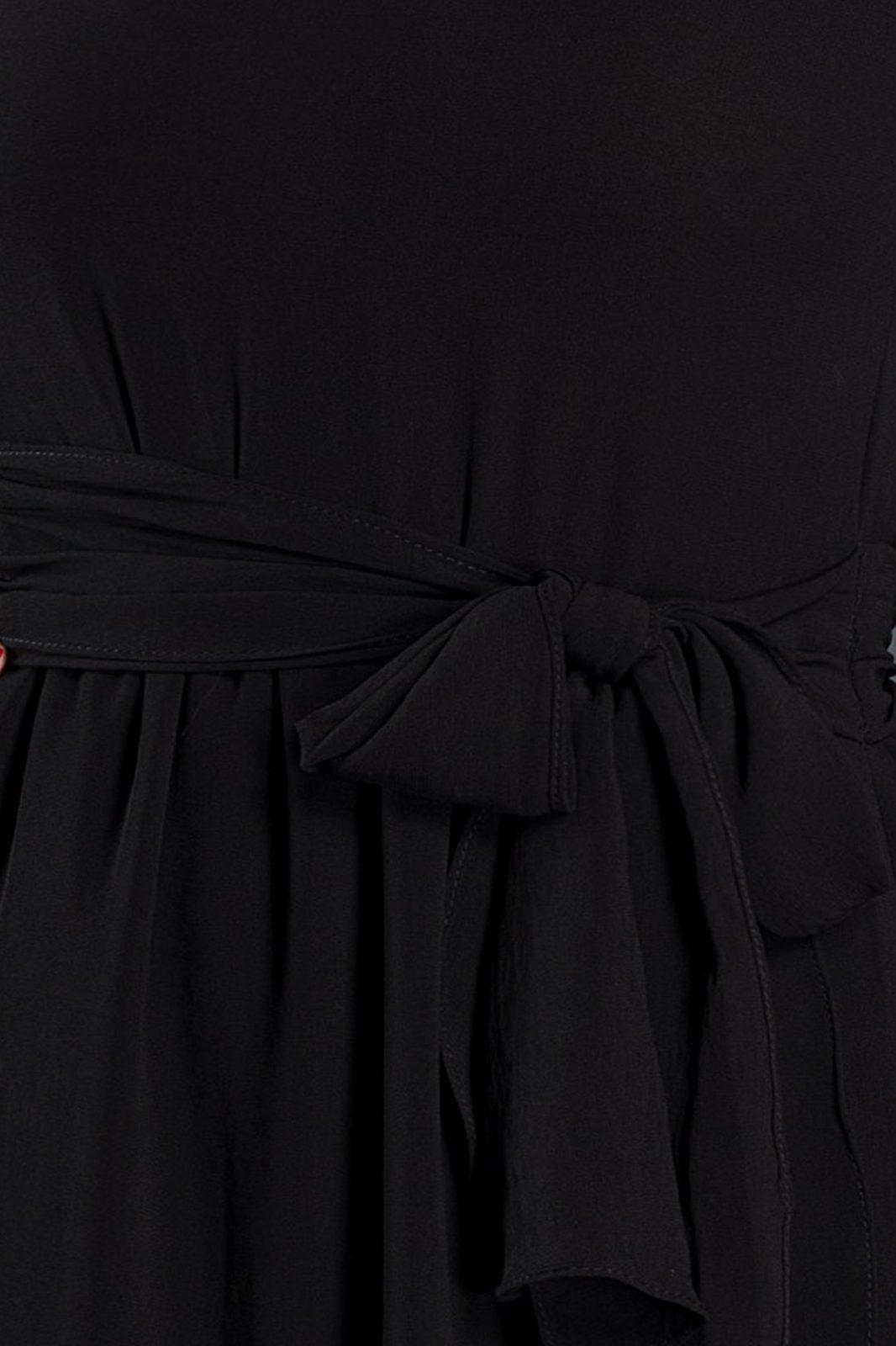 Romantic Look Black Dress