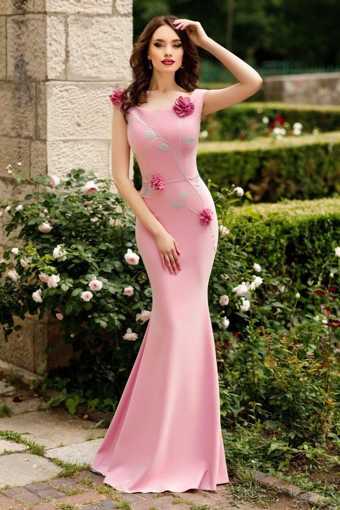 Rtemis Pink Dress 454