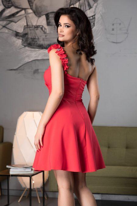 Sofia Κοραλί Φόρεμα 4632