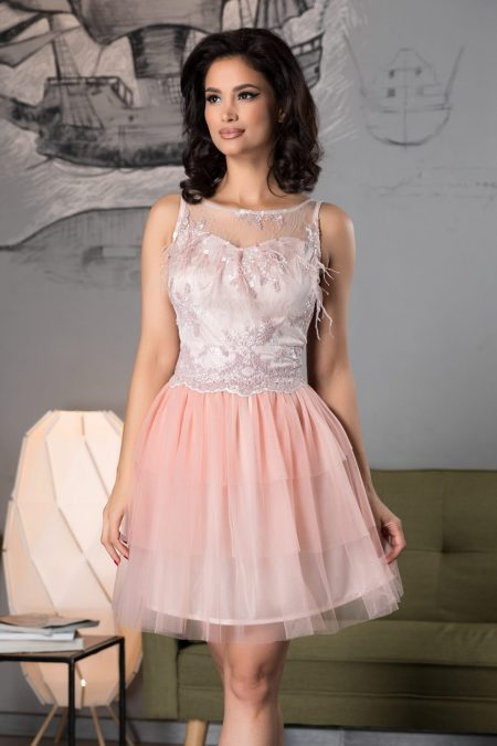 Precious Rose Dress