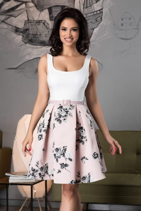 Anisia Rose Dress