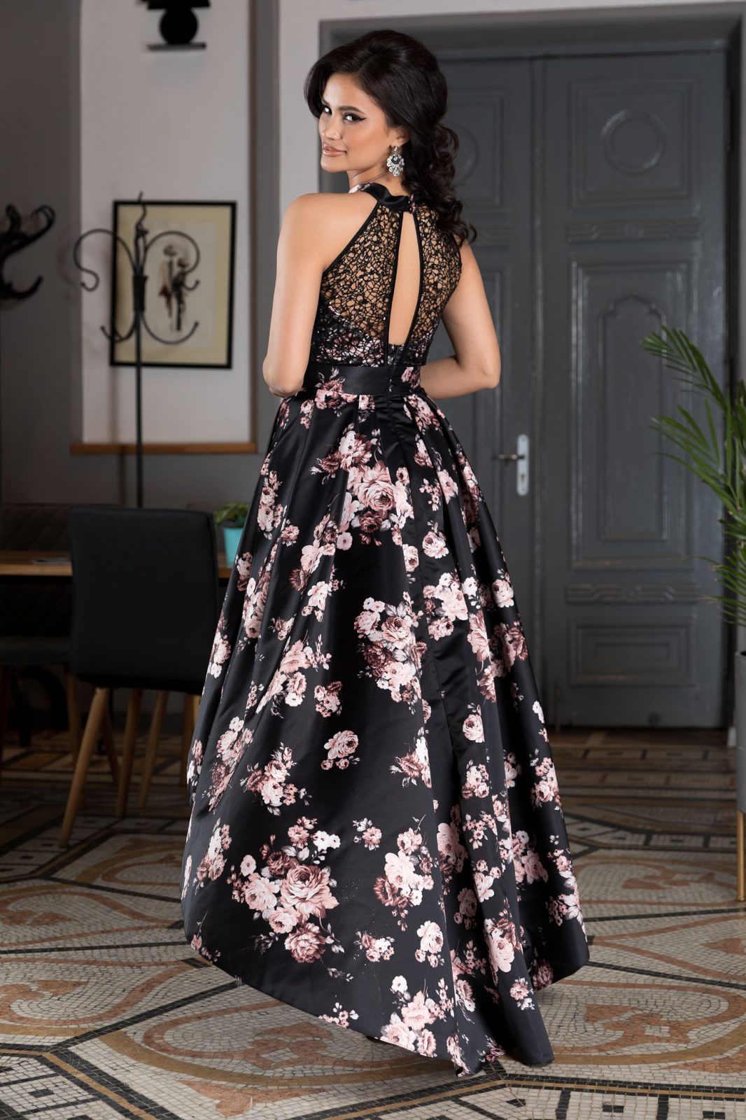 Oving Floral Φόρεμα 5562