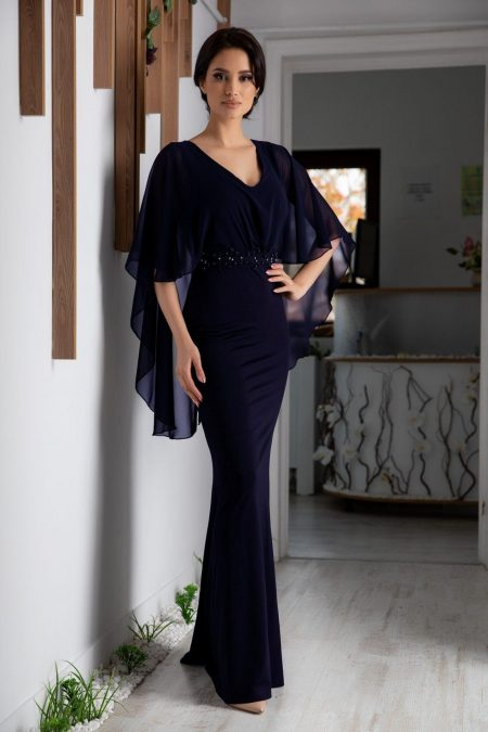 Marisol Navy Dress