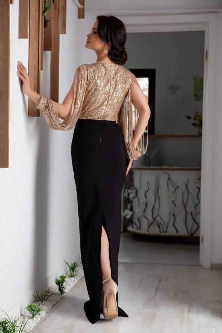 Maxi Βραδινό Φόρεμα Victoria 4529