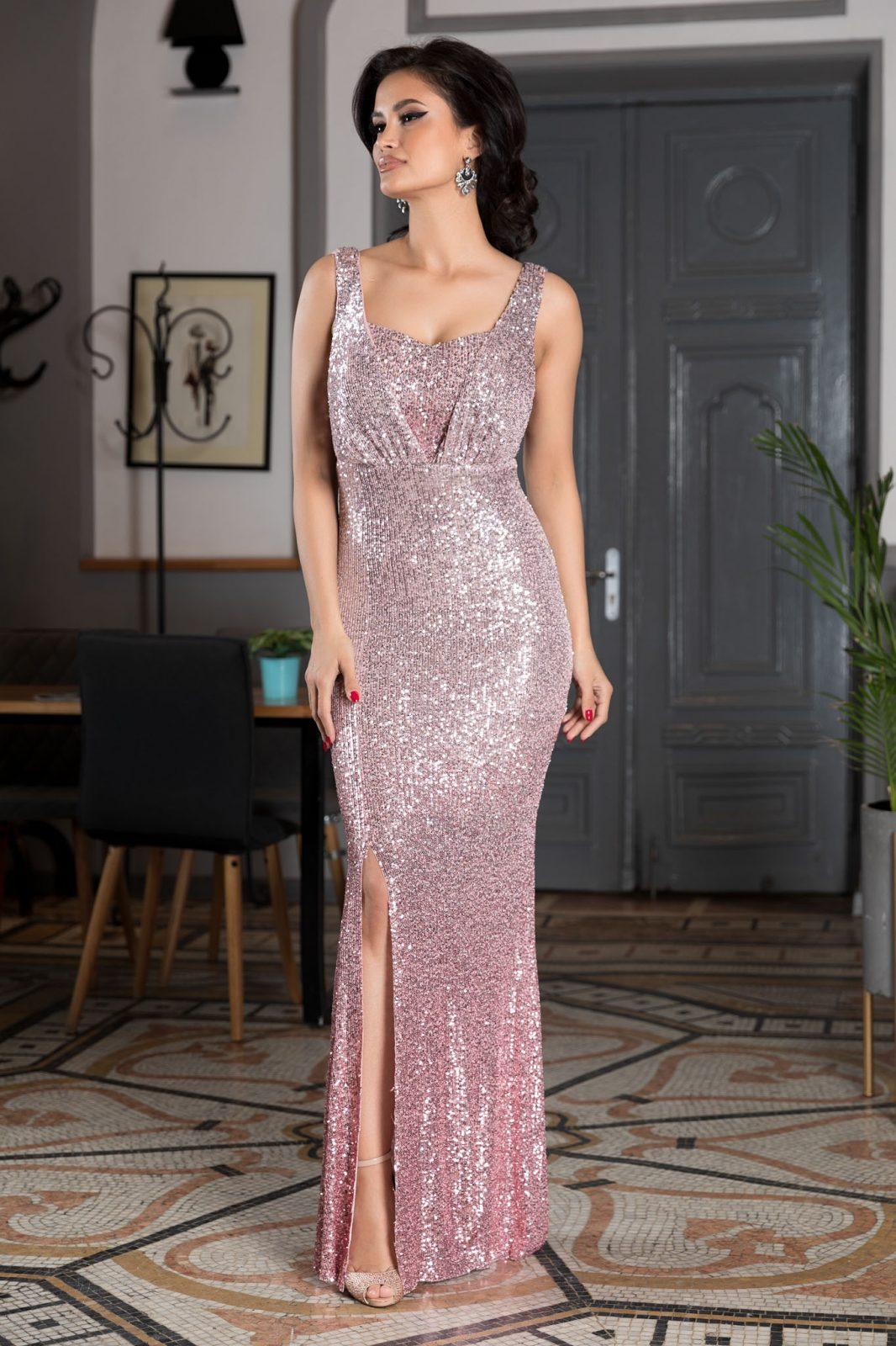 Night Diva Rose Dress