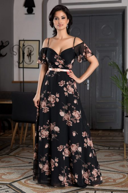 Althea Floral Dress