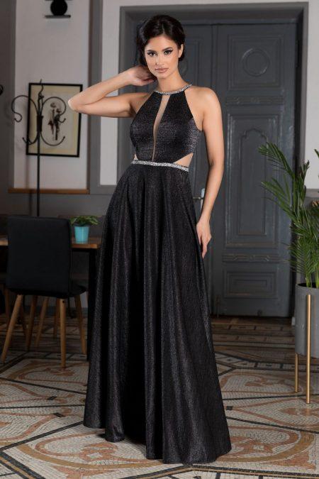 Belinda Black Dress