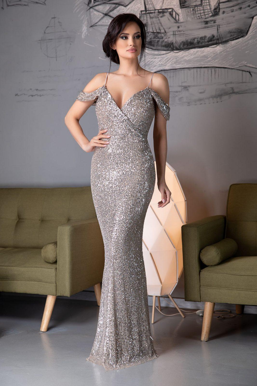 Cherish Nude Dress