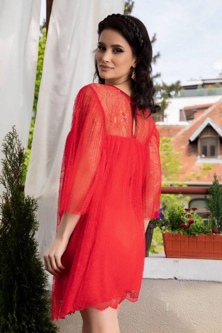 Celia Κόκκινο Φόρεμα 1426