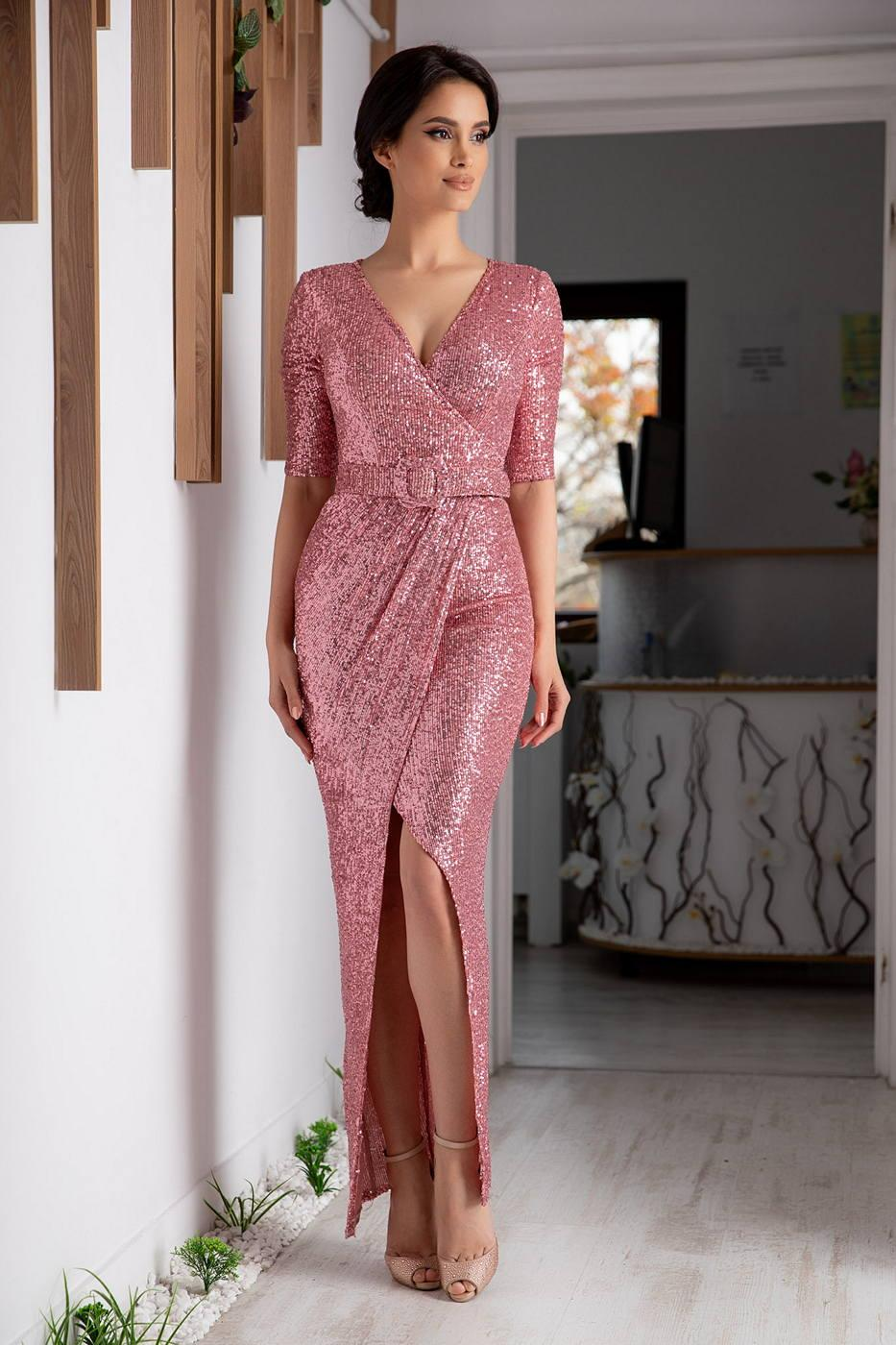 Extasy Pink Dress