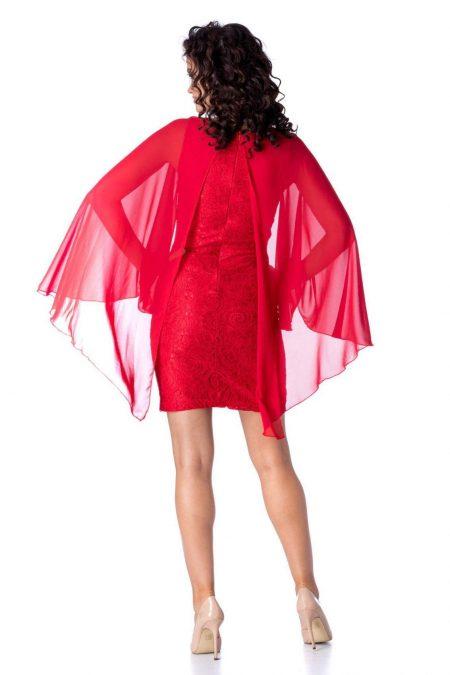 Ichelle Κόκκινο Φόρεμα 4771