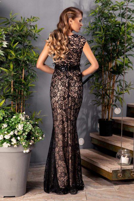Μαύρο Φόρεμα Maria 4751