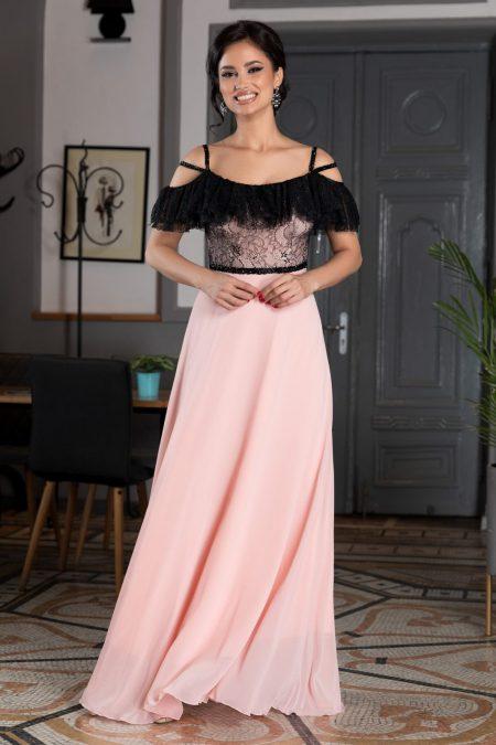 Mistery Peach Dress