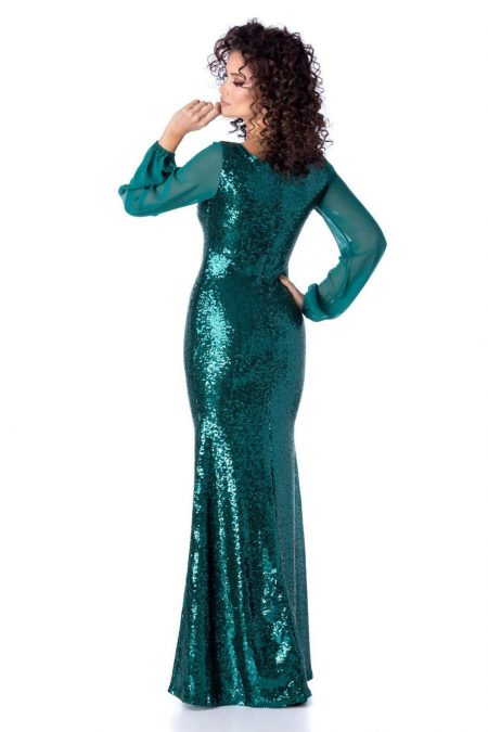Anne Πράσινο Φόρεμα 4750
