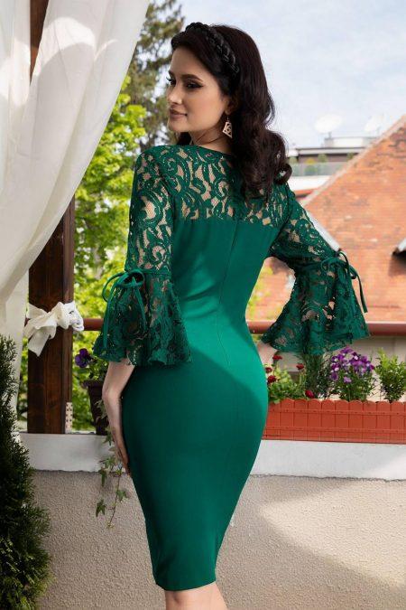 Senna Πράσινο Φόρεμα 4858