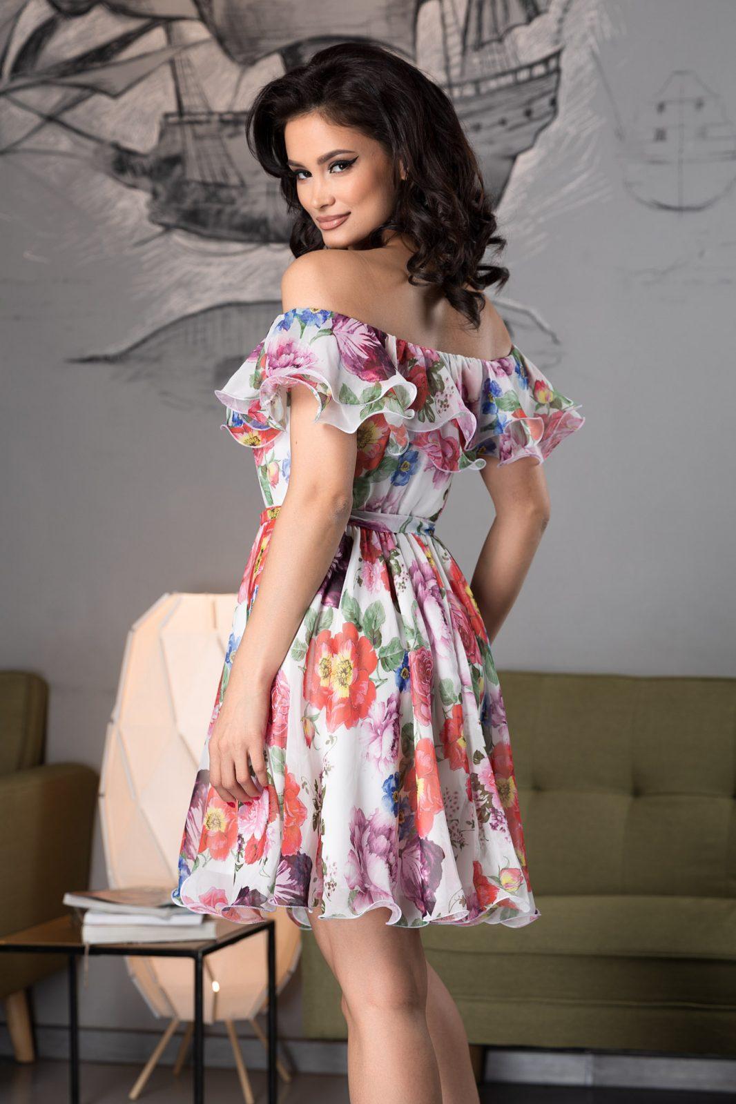 Beatrice Floral Φόρεμα 4631