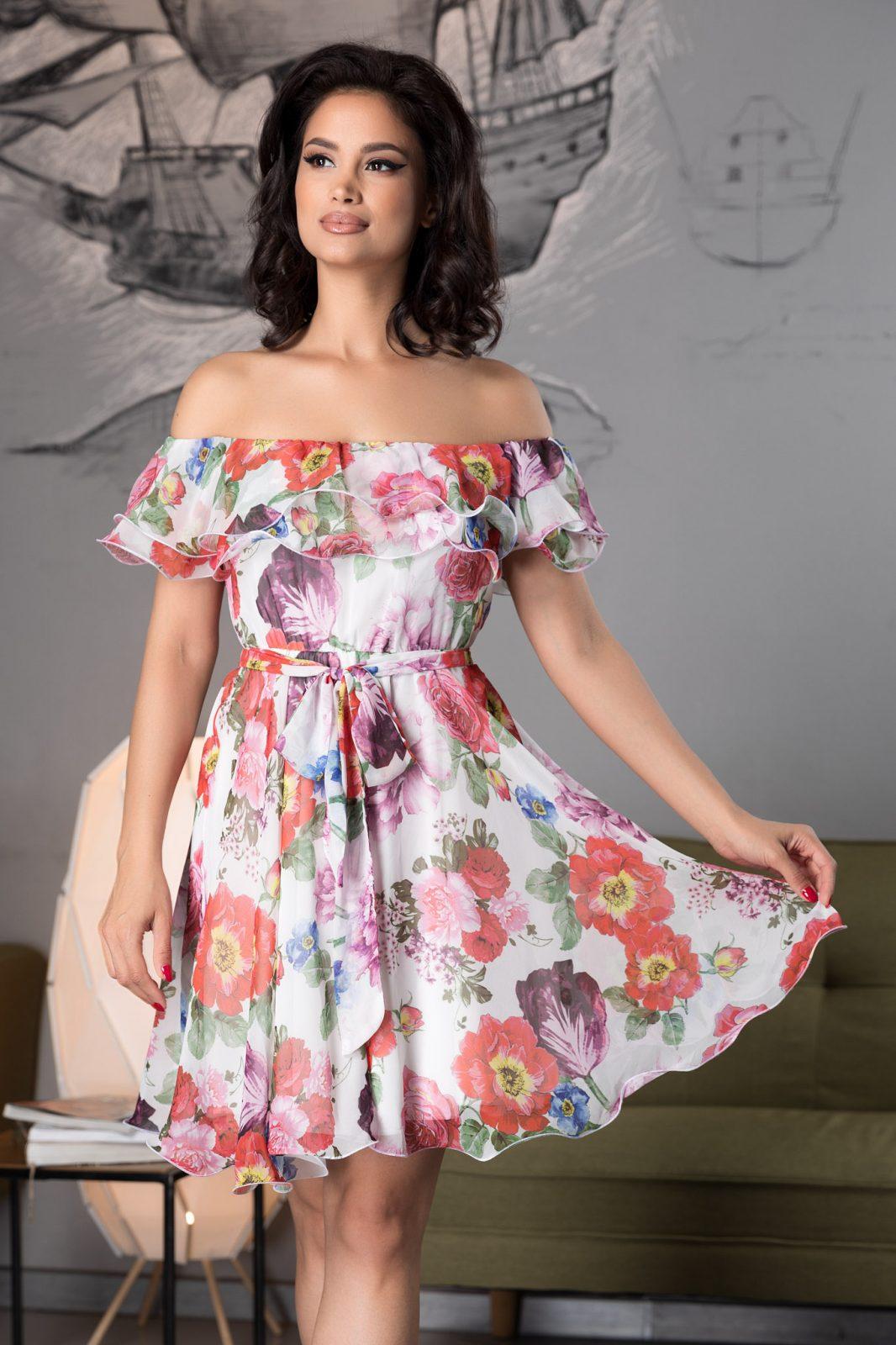 Beatrice Floral Dress