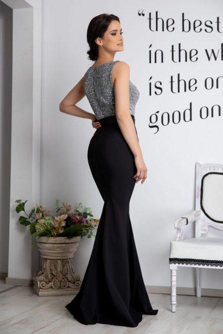 Shelby Μαύρο Φόρεμα 1454