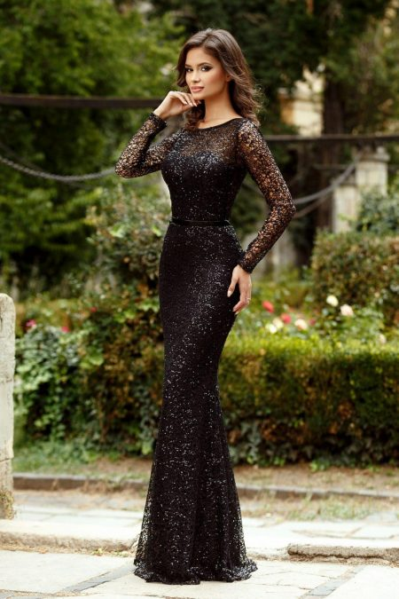Dolce Black Dress