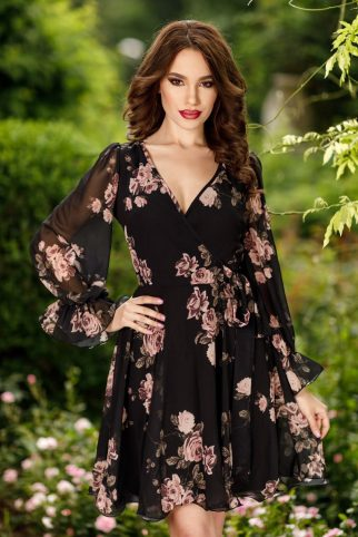Simine Floral Dress