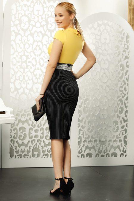 Anny Κίτρινη Μπλούζα 4675