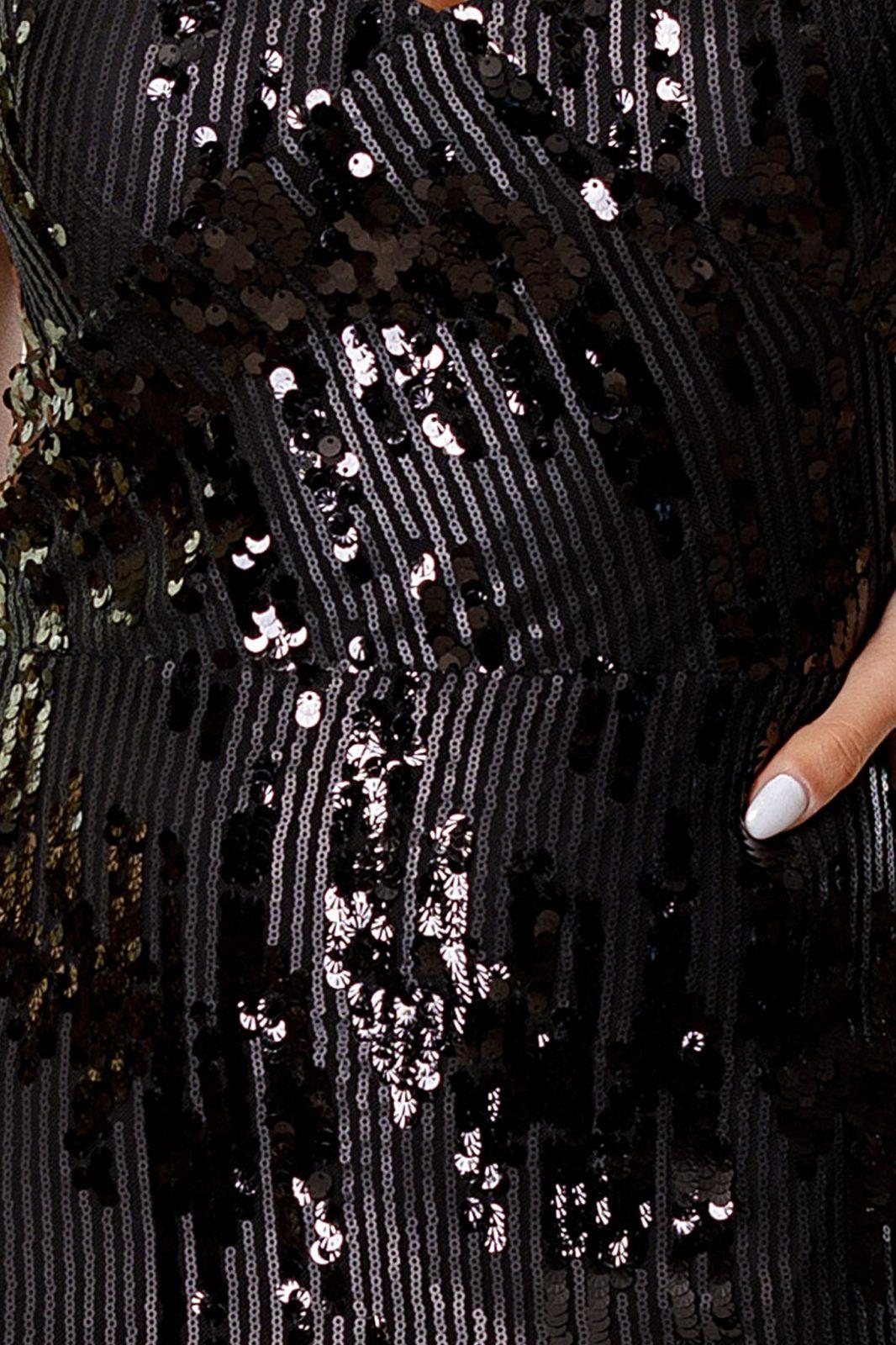 Mistress Μάουρο Φόρεμα 4811