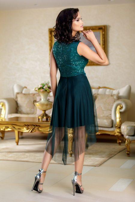 Bekky Πράσινο Φόρεμα 4835