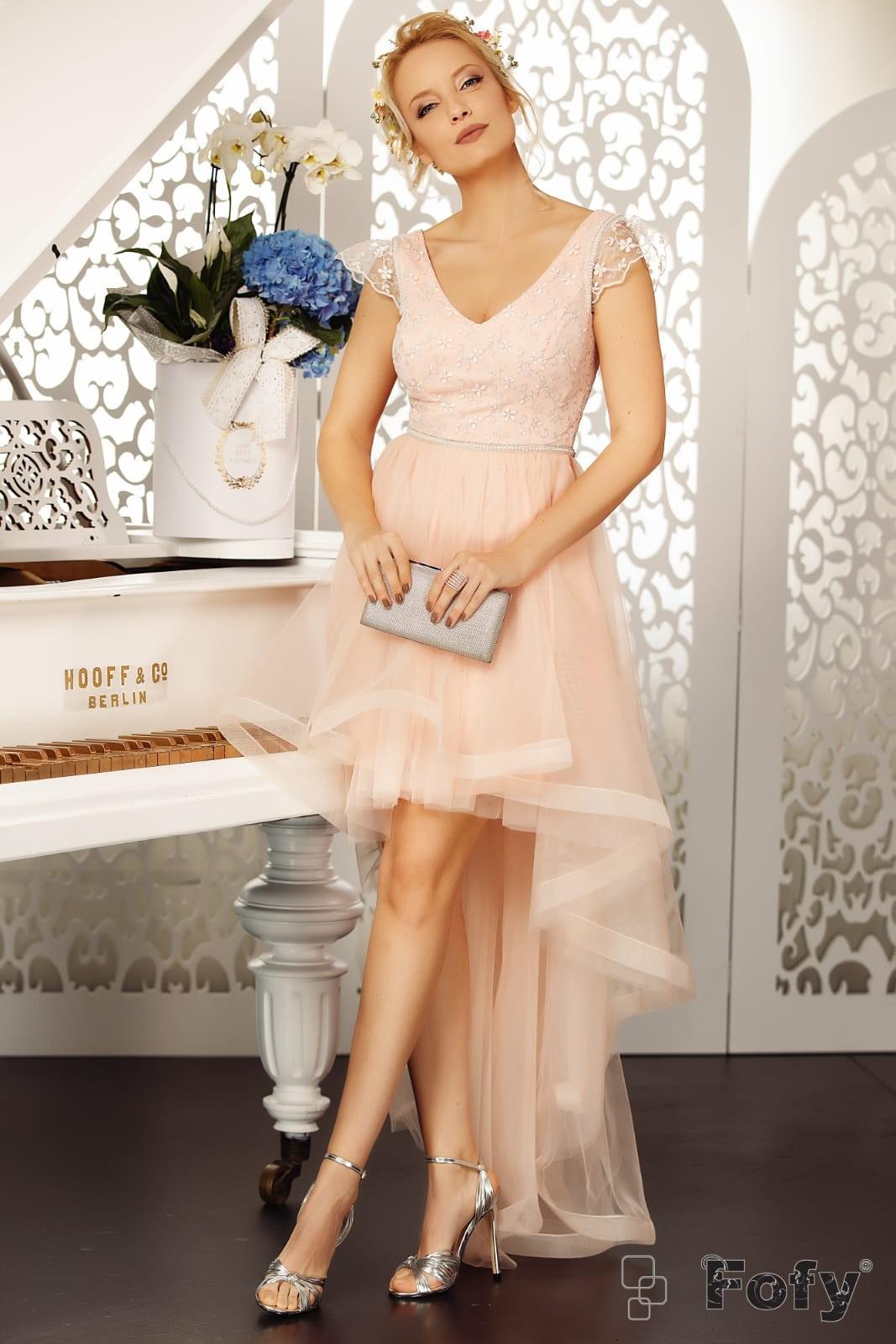 Boema Peach Dress