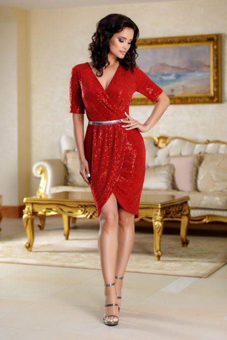 Sensation Red Dress