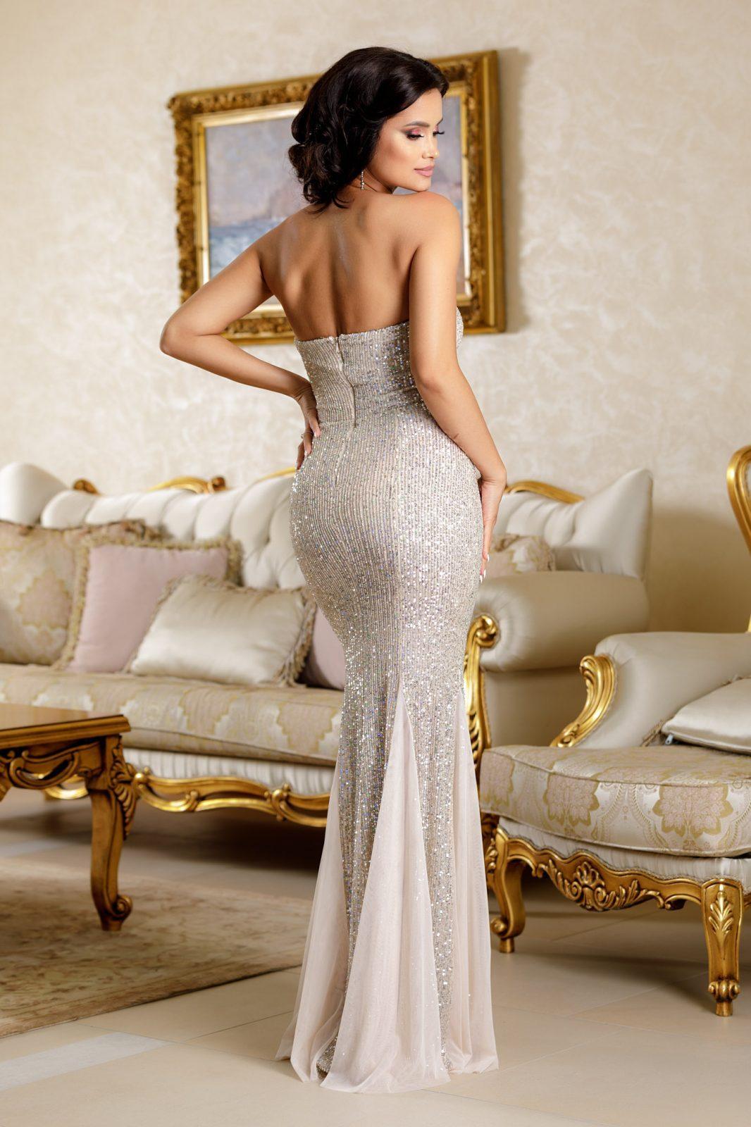 Venus Nude Φόρεμα 4802