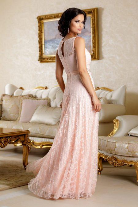 Carla Ροζ Φόρεμα 4832