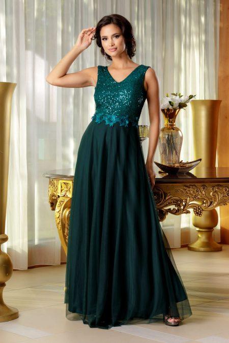 Festina Green Dress