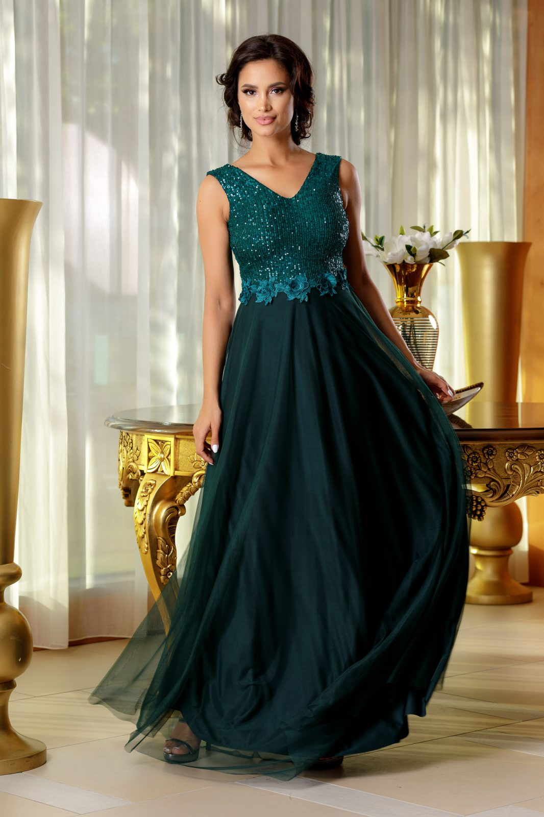Festina Πράσινο Φόρεμα 4795