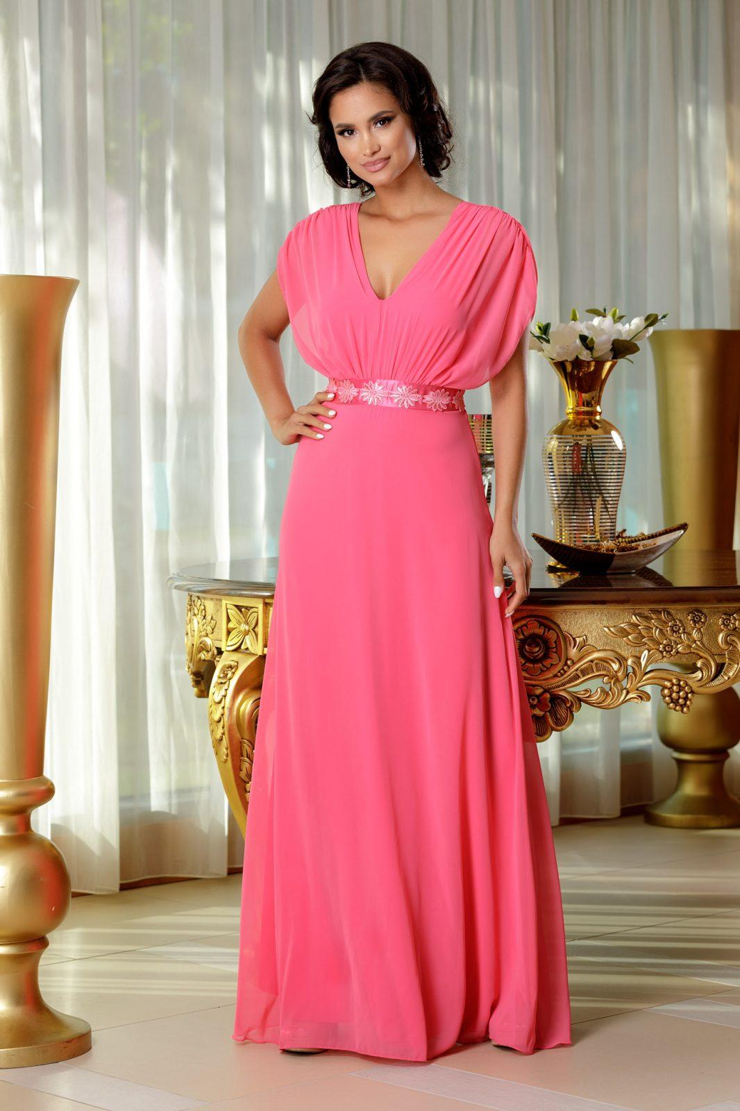 Madeyra Φούξια Φόρεμα 4721