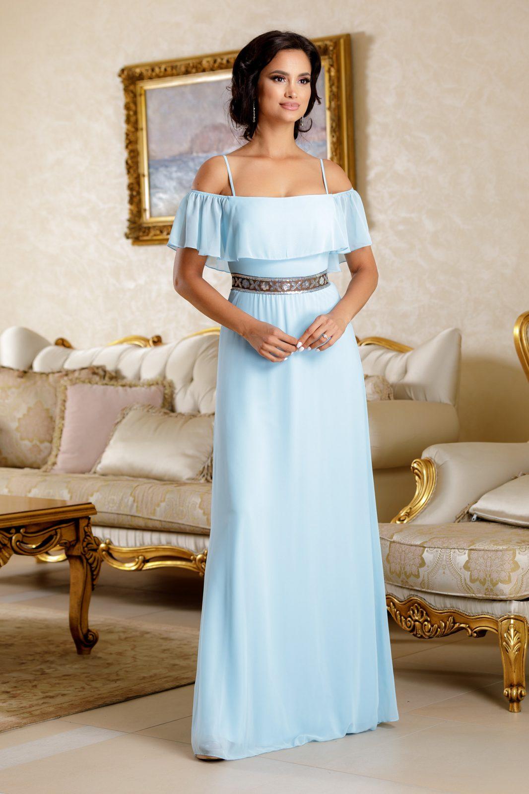 Carolyne Blue Dress