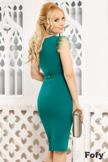 Samantha Πράσινο Φόρεμα 4839