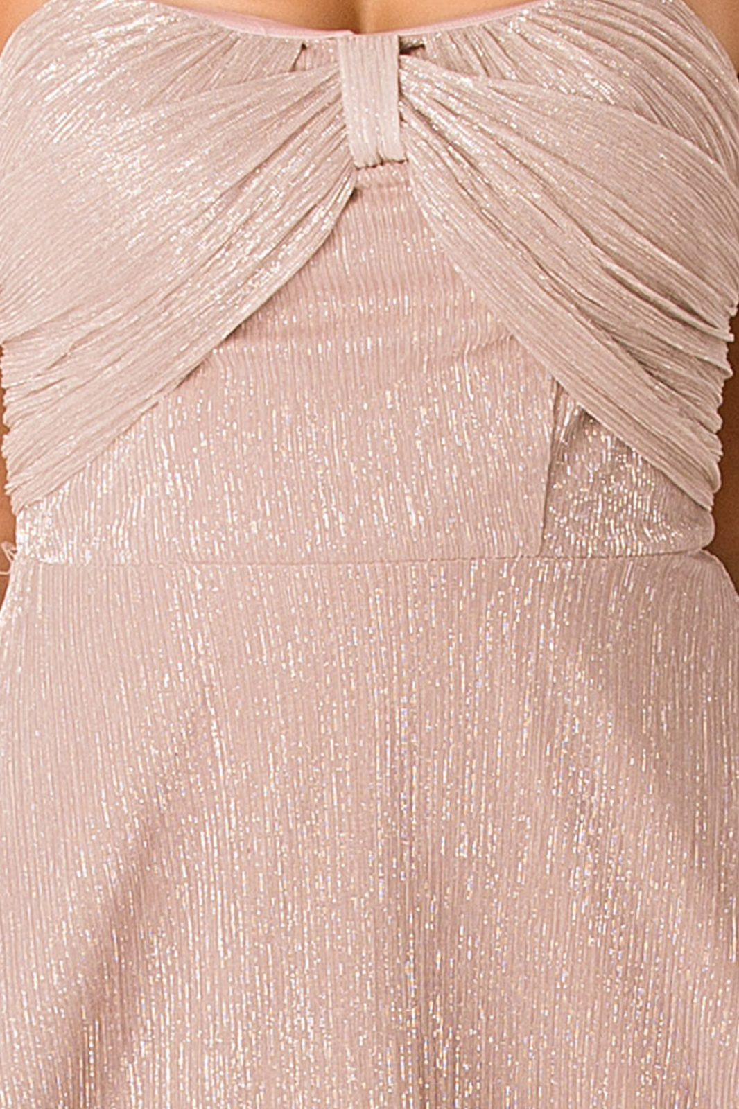 Anais Maxi Ροζ Φόρεμα 4982 3
