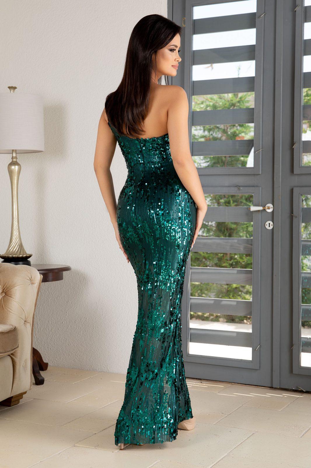 Tiarra Πράσινο Φόρεμα 4877