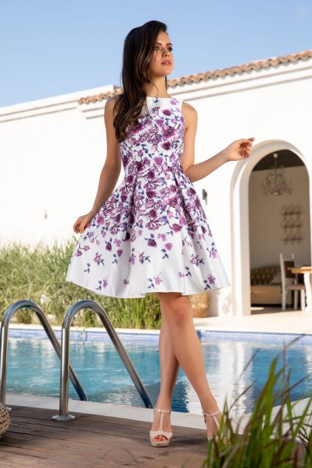 Leyla Floral Dress