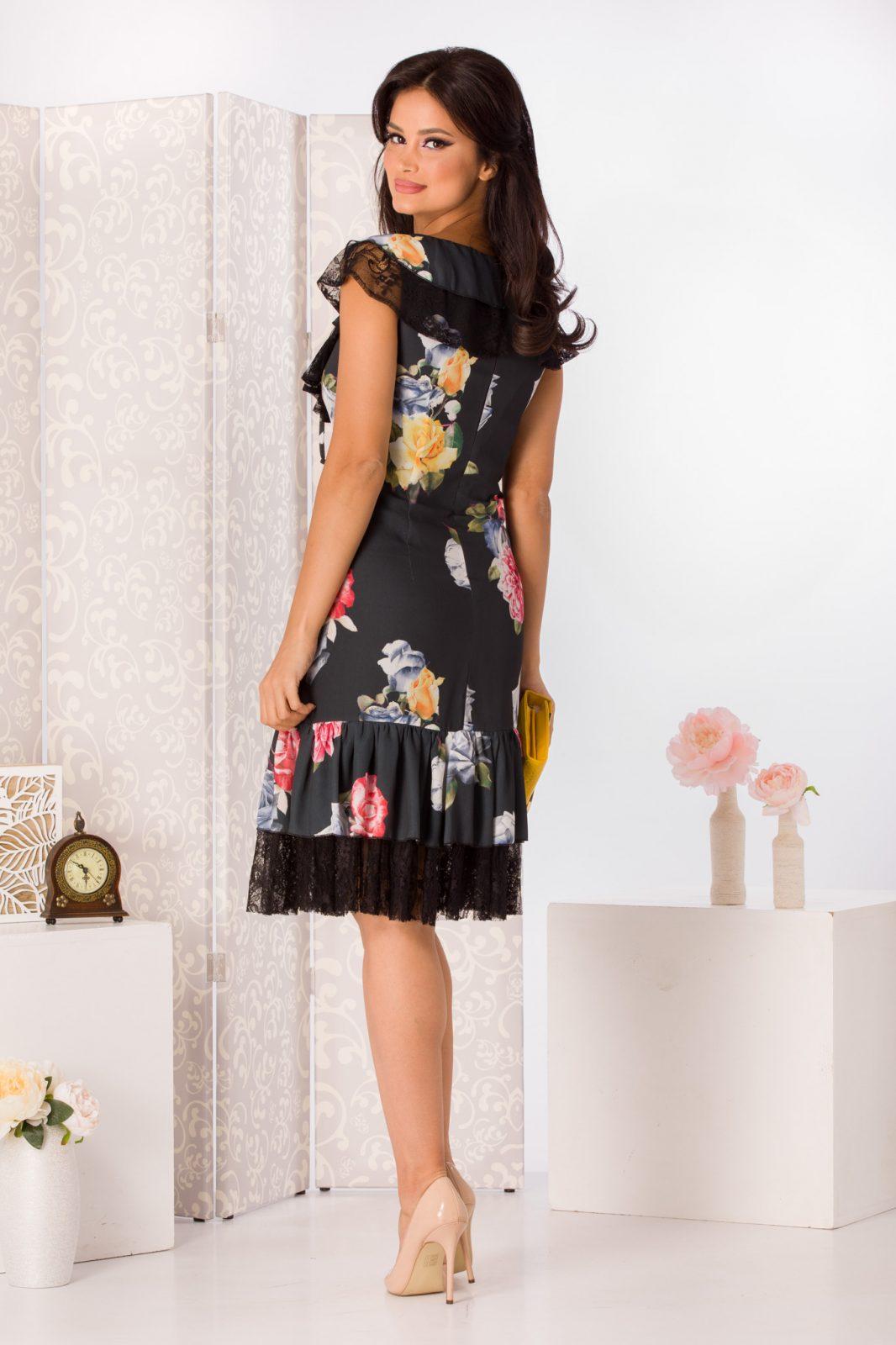 La Donna Mellya Floral Φόρεμα 4995