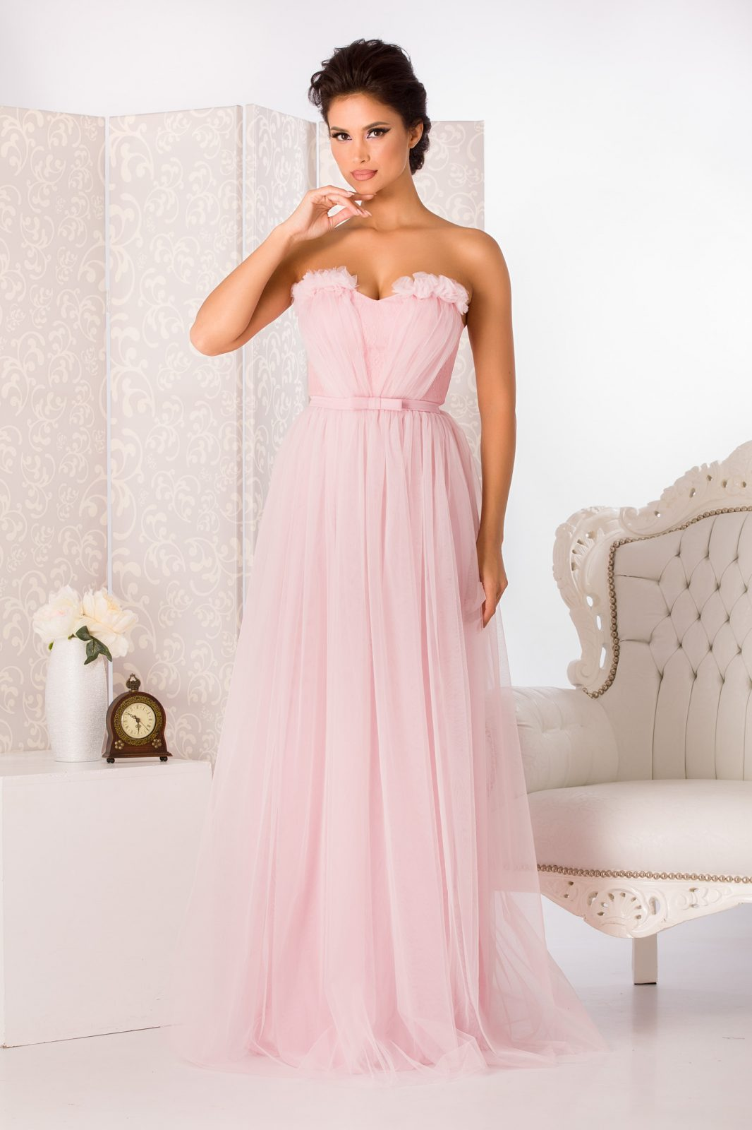 La Donna Anastasia Pink Dress