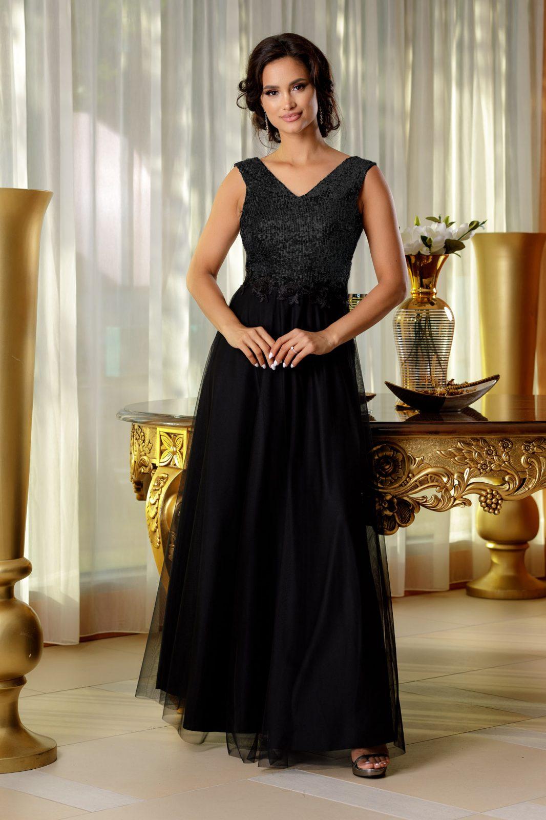 Festina Black Dress