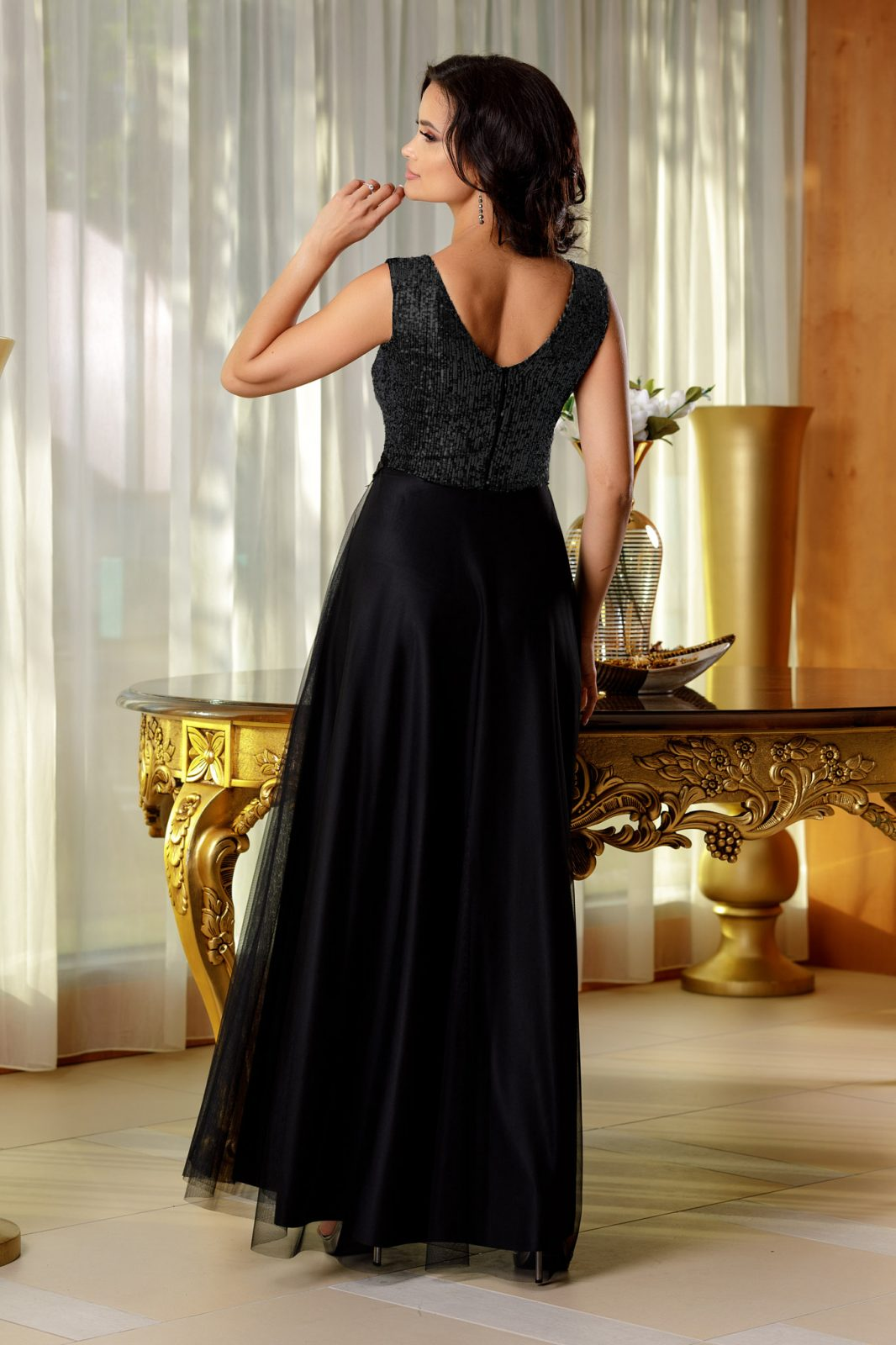 Festina Μαύρο Φόρεμα 4702