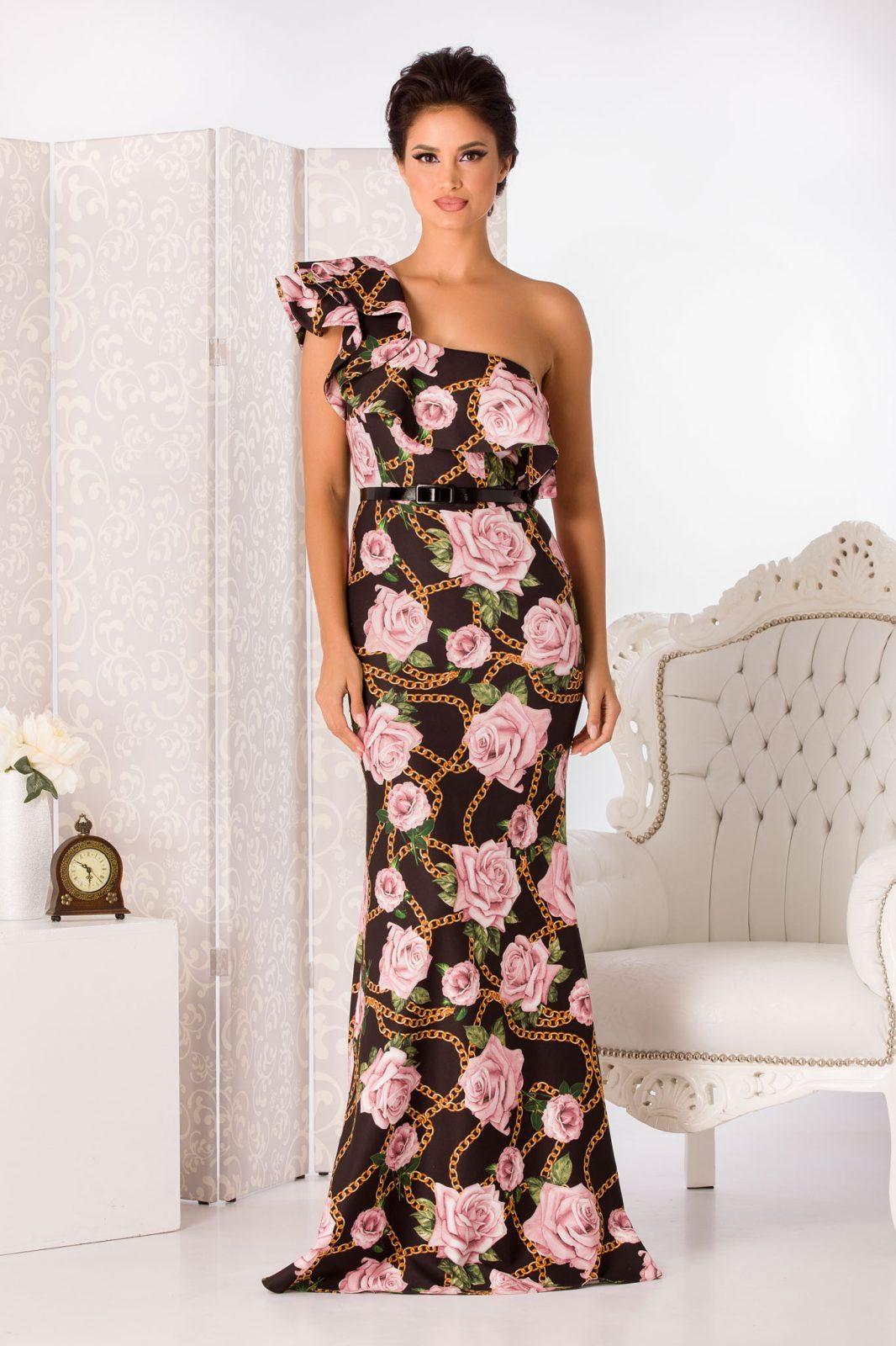 Rossa Floral Dress