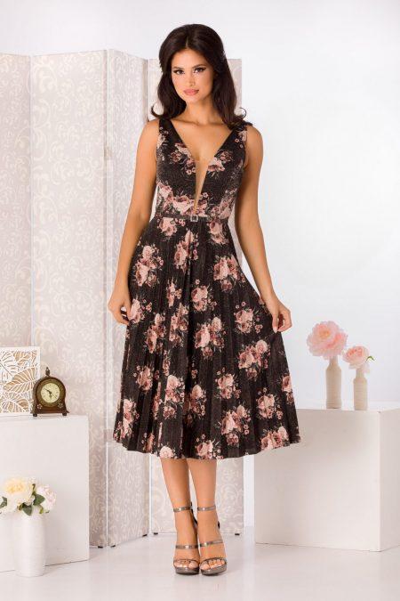 Larra Floral Dress