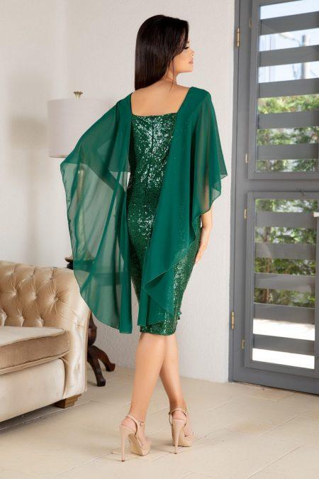 Thara Πράσινο Φόρεμα