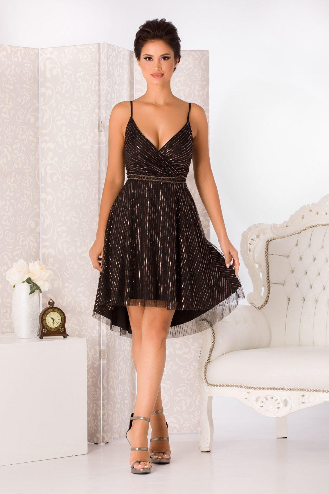 Meryem Black Dress