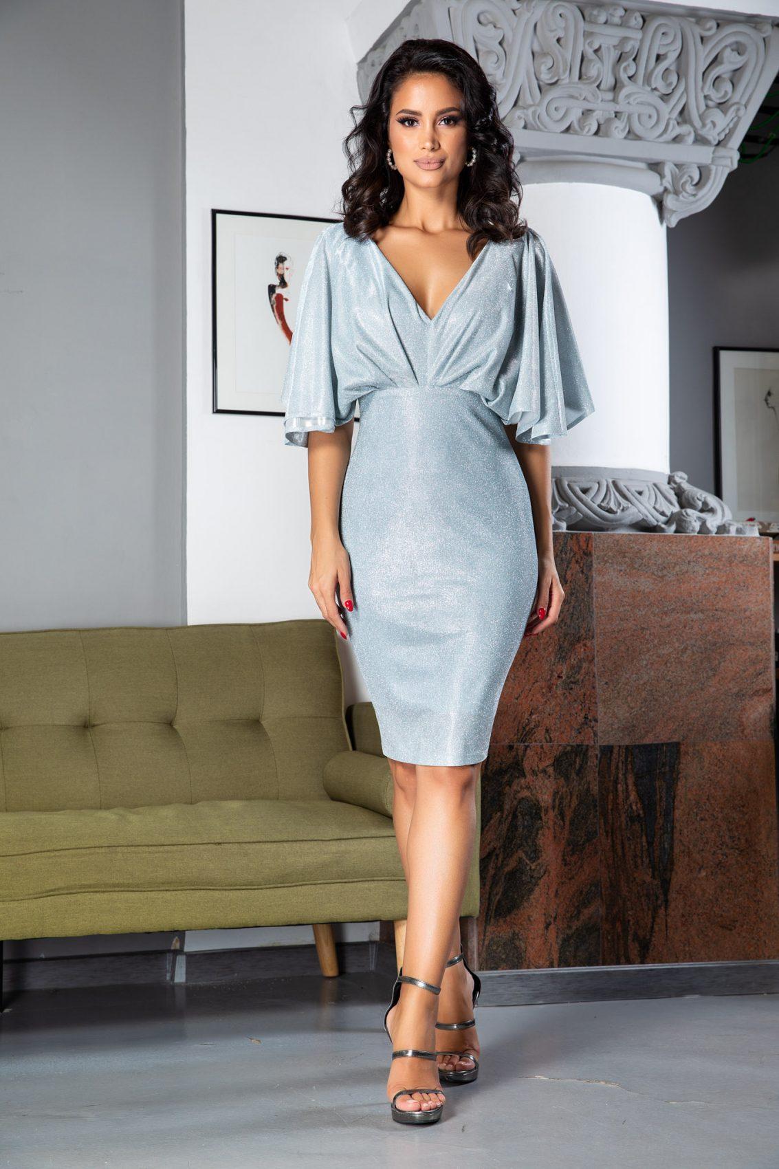 Luana Blue Dress